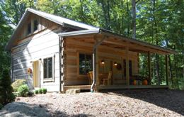 Brown County Cabin Rentals