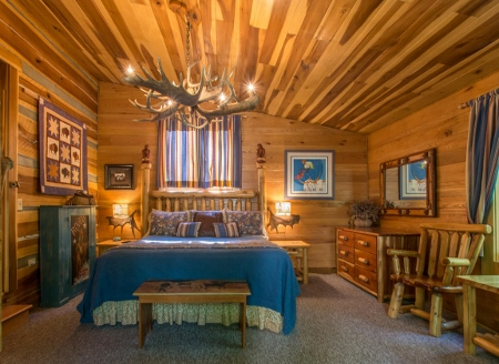 Aspen Leaf Bedroom