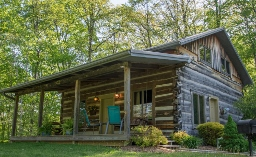 Indiana Log Cabin Rentals
